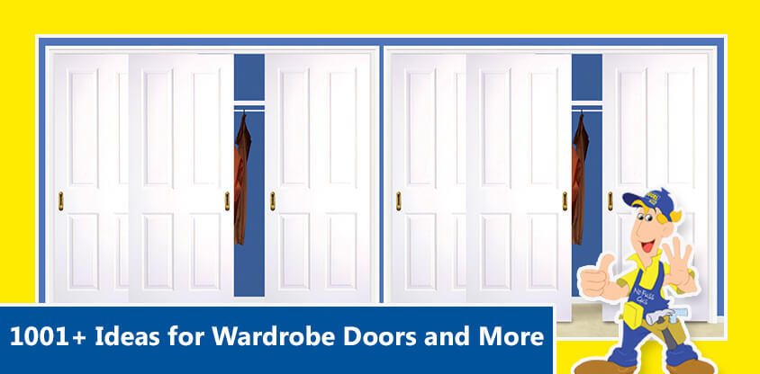 sc 1 st  Doors Plus & 1001+ Ideas for Wardrobe Doors and More - Doors Plus
